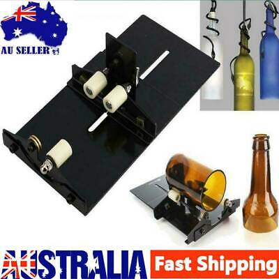 Beer Glass Wine Bottle Cutter Cutting Machine Jar Kit Craft DIY Recycle Tool New
