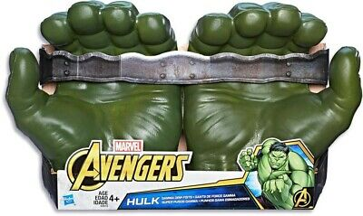 NEW Avengers Hulk Gamma Grip Fists from Mr Toys