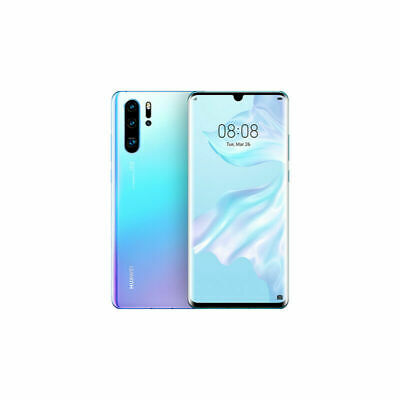 NEW Huawei P30 Pro VOG-L29 256GB 8GB RAM Dual SIM Unlocked - Breathing Crystal