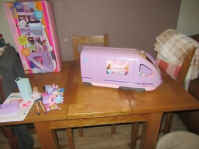 Barbie travel  Train in a good used conditionBOXED VGC