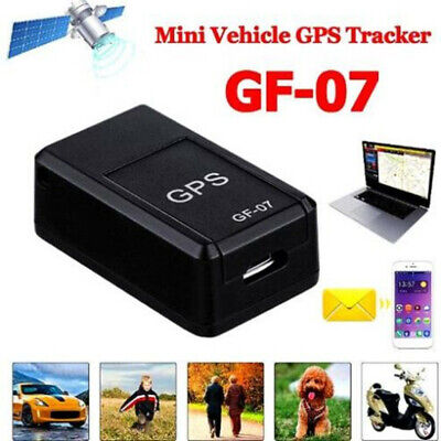 Magnetic Mini GPS Tracker Car Spy GSM GPRS Real Time Tracking Locator Device Aus