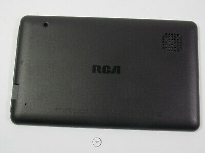 """Rear Battery Cover RCA Voyager 3 III 7"""" RCT6973W43 Tablet OEM Part #837"""