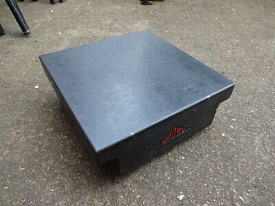 """Crown 12''x12"""" Granite Surface Plate 300mm by 300mm"""
