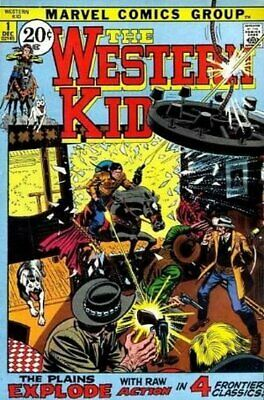 Western Kid (Vol ) #   1 (FN+) (Fne Plus+) Marvel Comics ORIG US