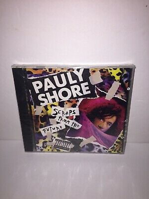Scraps from the Future by Pauly Shore (CD, Jun-1992, WTG Records)