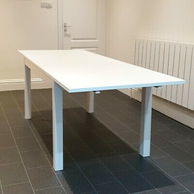 Fantastic Ikea Bjursta White Dining Table Extendable Prestwich Up To Ocoug Best Dining Table And Chair Ideas Images Ocougorg