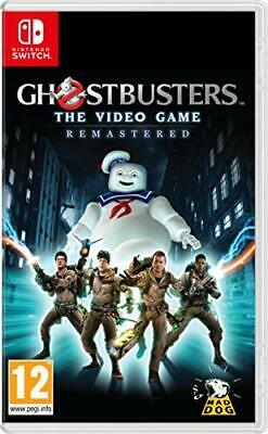 BEST Ghostbusters The Video Game Remastered Nintendo Switch Platform Ninten GIFT