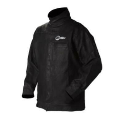 Miller Electric Mfg Llc 273216 Miller Split Leather Jacket - Xxl