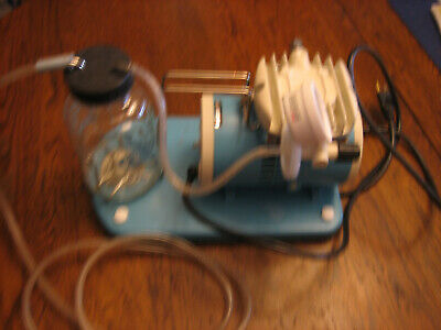 SCHUCO Vacuum/Suction Pump, model 5711