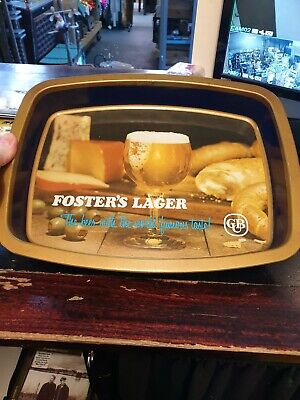 Foster's  Lager Beer Tray