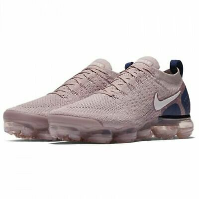 Nike Air Vapormax Flyknit 2 Size 11 Diffused Taupe Phantom Blue 942842-201