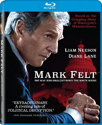 MARK FELT: MAN WHO BROUGHT ...-MARK FELT: MAN WHO BROUGHT DOWN THE W Blu-Ray NEW