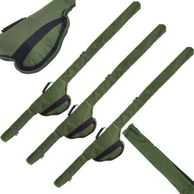 Rod Sleeve Bag Padded x5 For Made Up Rods Carp Fishing for 12ft Rods