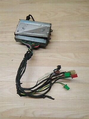 Honda GoldWing GL1100 Intercom Headset Box and Component Terminal EH318V EH284V