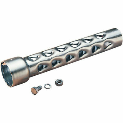 """Long 12/"""" Exhaust Baffle fit 50mm//2/"""" Drag Pipe Silencer Baffle O.D. 47mm"""