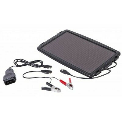 Solar Panel Car Carav Battery Charger AA4185 AA Genuine Top Quality Product New