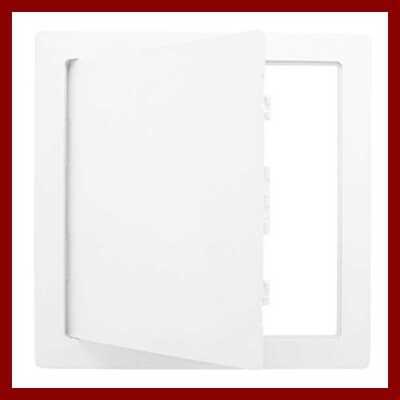 Plastic Access Panel 12 X Door For Drywall Wall Plumbing Heavy D LARGE 12X12