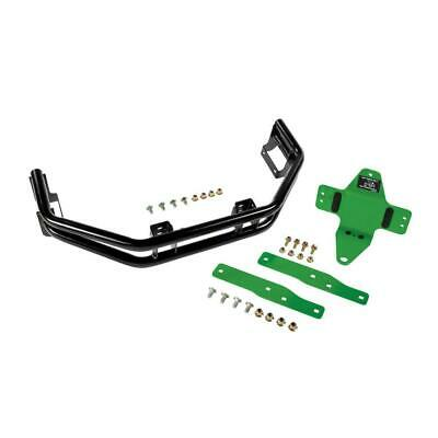 John Deere Attachment Bar/Hitch for Z335E and Z355E Provides Towing Capability