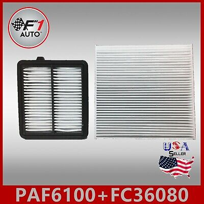 2010-14 INSIGHT CARBON OEM QUALITY ENGINE /& CABIN AIR FILTER FA6100 FC36080C