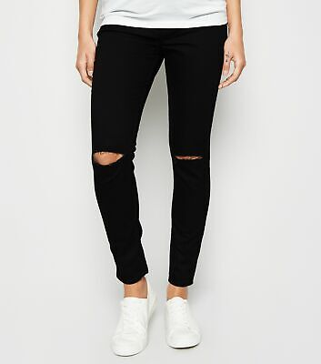 Over Bump Skinny Maternity Jean Jeggings X New Look Pregnancy Pants Trousers