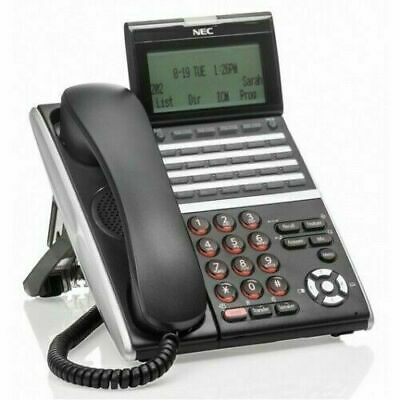 NEC DT800 ITZ-24D-3A(BK) 24-Button IP Phone x 20 available-can discount-warranty