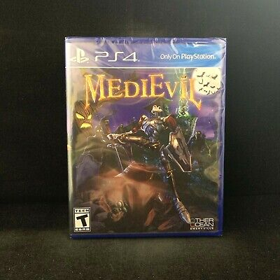 MediEvil (PS4/PlayStation 4) BRAND NEW / Region FRee