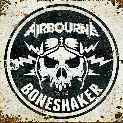 Airbourne - Boneshaker (Limited Deluxe Edition) - (CD)