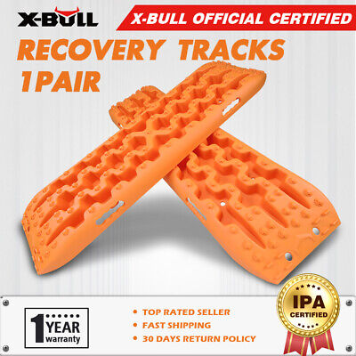 X-BULL 3.0 Recovery Tracks Sand  10T 4WD Offroad 2Pairs Olive-green