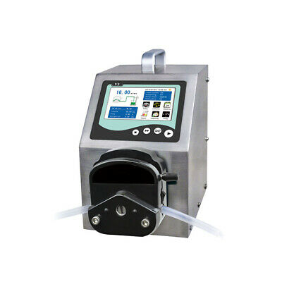 Flow Rate Peristaltic Pump V3, 0.000166-1330 mL/min, LCD, Transfering Animation
