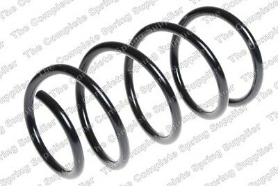 2x Coil Springs fits BMW 525 E60 Rear 3.0 3.0D 07 to 10 Suspension Pair Set