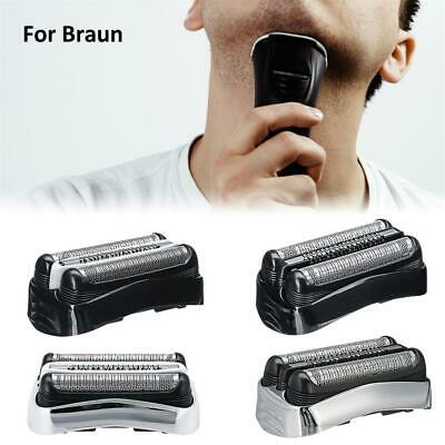 For Braun Series 3 32B 32S 21B 21S Shaver Replacement Foil Razor Head Cutter