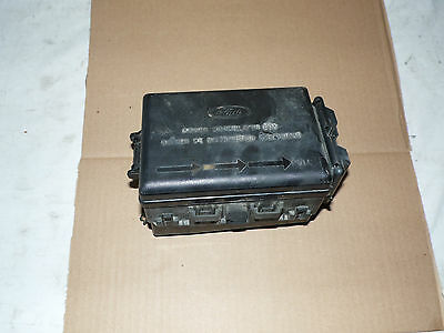 OEM 97-03 Ford F150 Triton Power Distribution Box/Center Assembly w/Cover & Lid