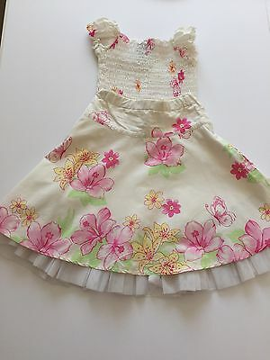 Pumpkin Patch 2 years, Girl, Skirt and top set Summer, floral