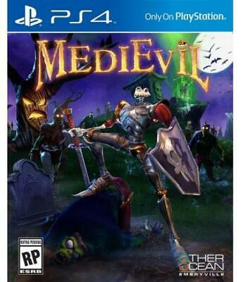 Medievil Remastered (PlayStation 4)