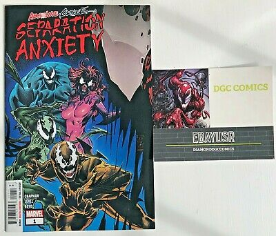Absolute Carnage: Separation Anxiety #1 NM Marvel Comics Venom Symbiote