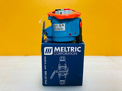 Meltric 33-14076 DS20 20 A 125/250 VAC 0.75/2 hp Receptacle Connector New In Box