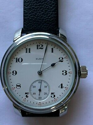 Elgin 16s 15 jewel Grade pocket watch conversion Marriage watch