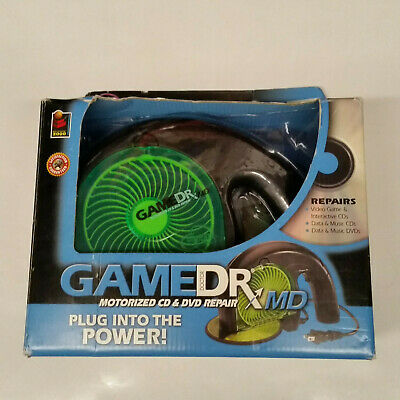 Digital Innovations Game Dr. MD Motorized CD & DVD Repair - Open Box