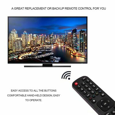 EN2B27 Remote Control Replacement & Backup Accessory for Hisense Television vp