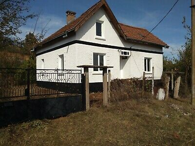 Renovated House + House For Renovation, Just Next To River, With Tenants