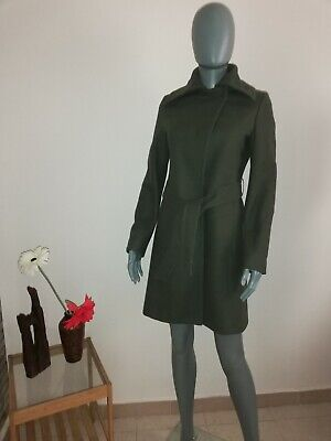 Cappotto donna Usato United Colors Of Benetton