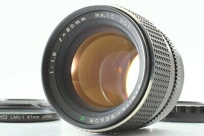 【NEAR MINT】 Mamiya Sekor C 80mm f1.9 Lens For M645 1000s Super Pro TL from Japan