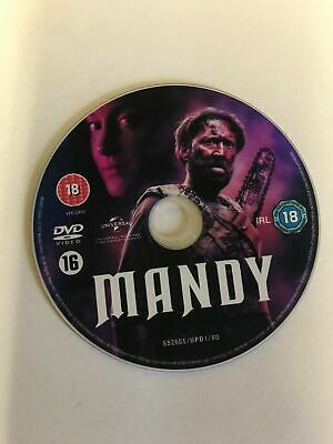 Mandy [2018] [Disc Only]