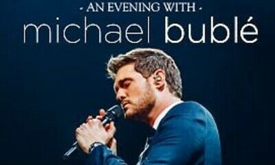 Michael Buble Concert Tickets _ Michael Buble Melb Sunday 16th Feb 2020
