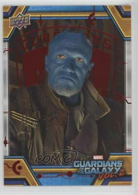 2017 Upper Deck Guardians of the Galaxy Volume 2 Red 8/49 #58 Forgiveness 0ad