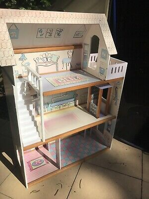 Large Dollhouse with Elevator