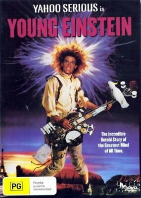 Young Einstein Dvd New And Sealed