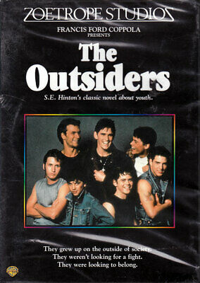 The Outsiders - Tom Cruise, Patrick Swayze, Francis Ford Coppola- New Sealed DVD