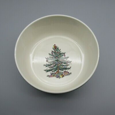 Spode Oven to Table CHRISTMAS TREE Souffle Baking Dish