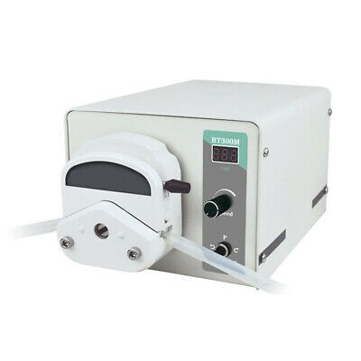 Basic Industrial Peristaltic Pump BT300M, 0.00166-1330 mL/min, LED, CE
